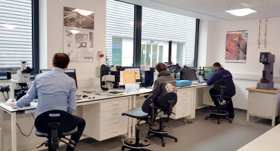 Metallographic Laboratory opens on Campus of University of Warwick