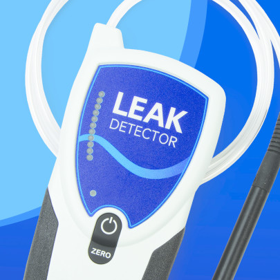 New Leak Detector Prevents Small Leaks from Causing Big Problems