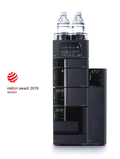 Two Shimadzu Instruments Recognised with Red Dot Design Awards 2019
