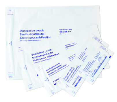 New Line of Sterilisation Pouches Introduced