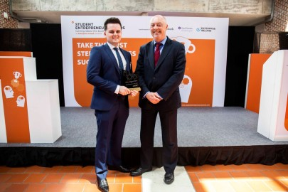 Cancer Screening Technology wins Student Entrepreneur Award