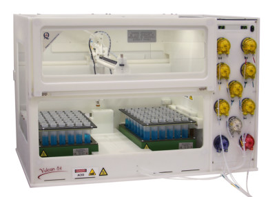 Automated Lab Systems for Sample Processing and Digestion