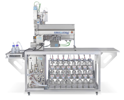 Novel Solutions for Automated Sample Clean-up at analytica 2020