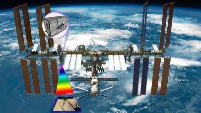 Space Imaging System Reveals Pollution Hot Spots