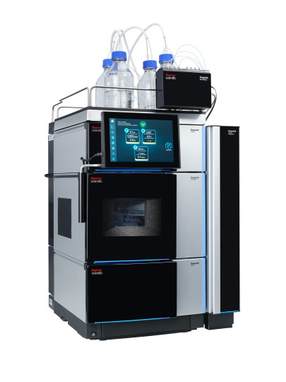 Advanced HPLC System and Software Improves Laboratory Workflows