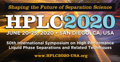 Celebrating the 50th International Conference and Exposition Shaping the Future of HPLC