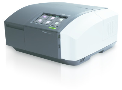Six New UV-VIS Spectrophotometer Models from Shimadzu - now with automatic Pass/Fail Determination and Automated Continuous Analysis of 360 Samples