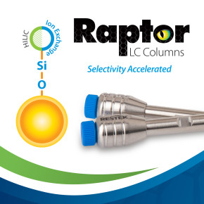 Separate a Wide Variety of Polar Analytes with New Raptor Polar X Columns