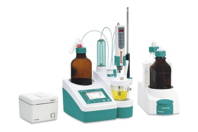 A Swiss-made Karl Fischer titrator for just a few pounds?