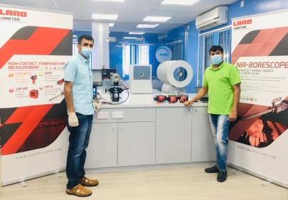 AMETEK Land Announces High-temperature Infrared Calibration and Service Centre in the Gulf Cooperation Council