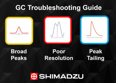 Combat Common GC Troubleshooting Issues with the Free Guide from Shimadzu!