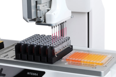 Pipetting Robot Provides Walkaway Automation of PCR-based HPV Screening Workflows